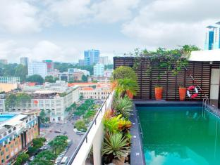 Palace Hotel Saigon Ho Chi Minh City - Swimming Pool