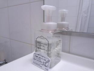 Hotel Villa Fontaine Tokyo Hatchobori Tokyo - Bathroom
