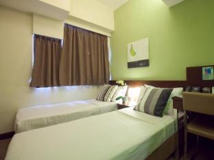 Casa Hotel Hongkong - Külalistetuba