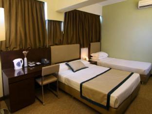 Casa Hotel Hong Kong - Kamar Tidur