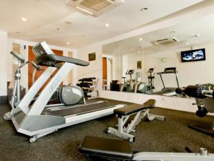 The Haven Bali Seminyak Bali - Fitness Room