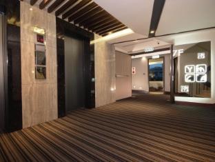 Y Hotel Taipėjus - Aukštų planas