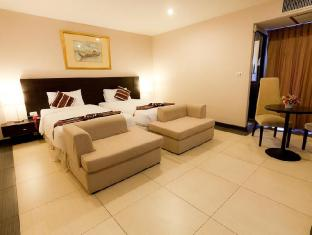 The Residence Airport & Spa Hotel Bangkok - Deluxe Twin