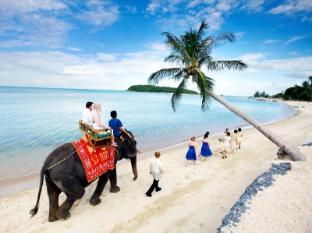 諾拉布里度假村 蘇梅島 - 沙灘