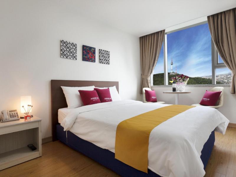 【 ホテル】モーニング スカイ ホテル(Morning Sky Hotel)