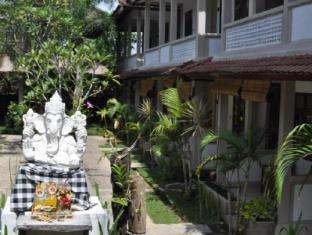 Casa Ganesha Hotel - Resto & Spa Balis - Viešbučio išorė