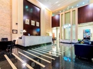 Nojoum Hotel Apartments Dubai - Receptie