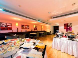 Nojoum Hotel Apartments Dubai - Restaurant