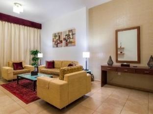 Nojoum Hotel Apartments Dubai - Suite