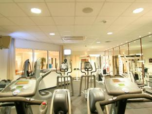 Crowne Plaza Berlin City Centre Nurnberger Hotel Berlin - fitnes