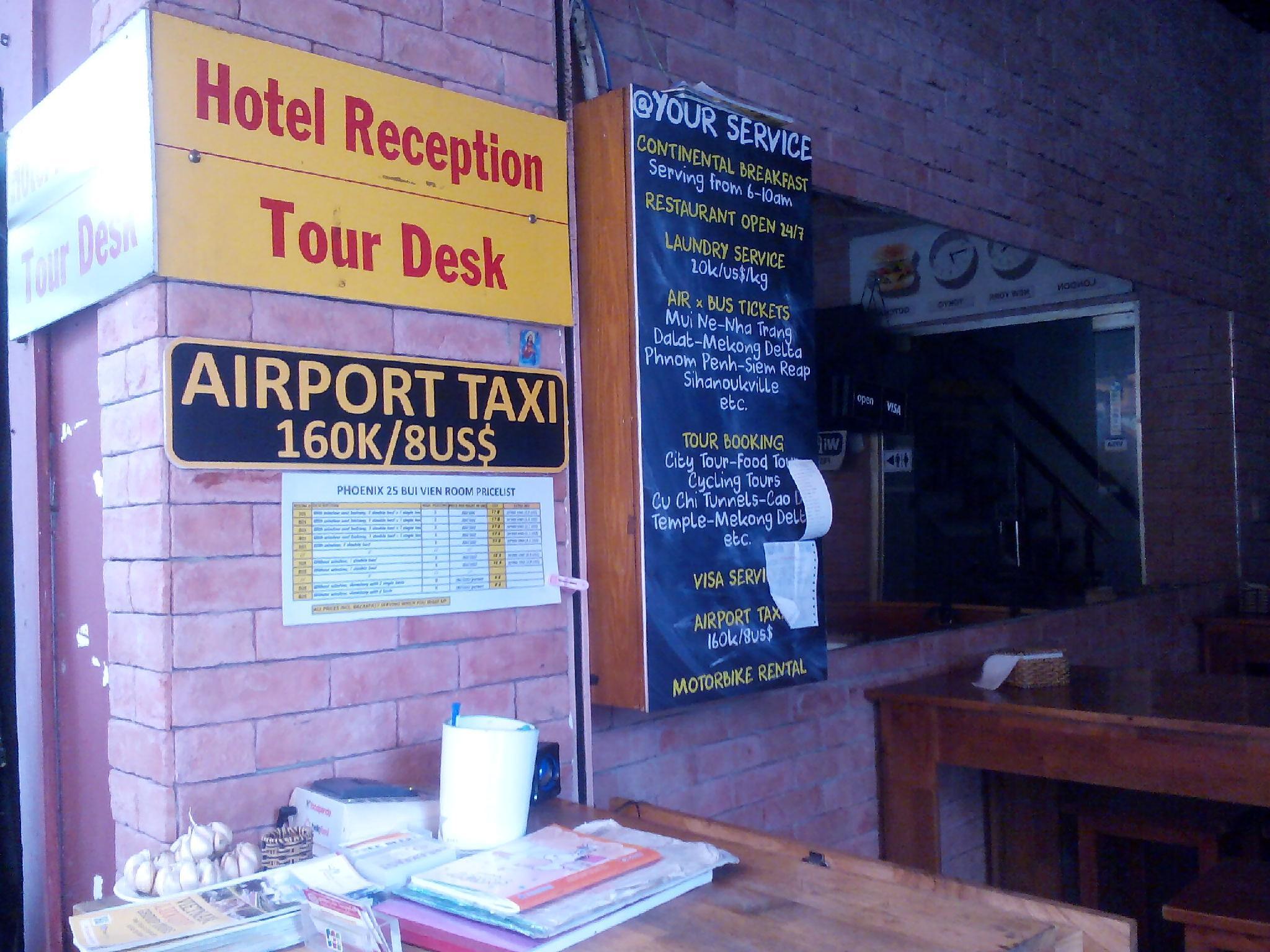 Phoenix Hostel Saigon9