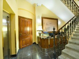 Residence La Fenice Praag - Entree