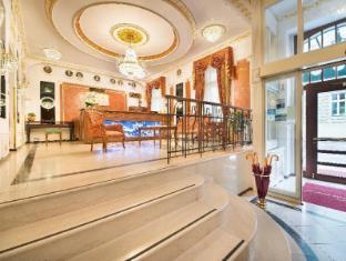 Hotel General Praag - Entree