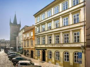 Hotel Bishops House Prag - Otelin Dış Görünümü