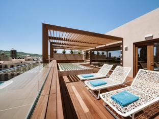 Colon Hotel Barcelona - Rooftop Spa terrace