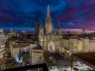 Colon Hotel Barcelona - View