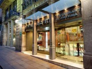 Rialto Hotel Barcelona - Entrance