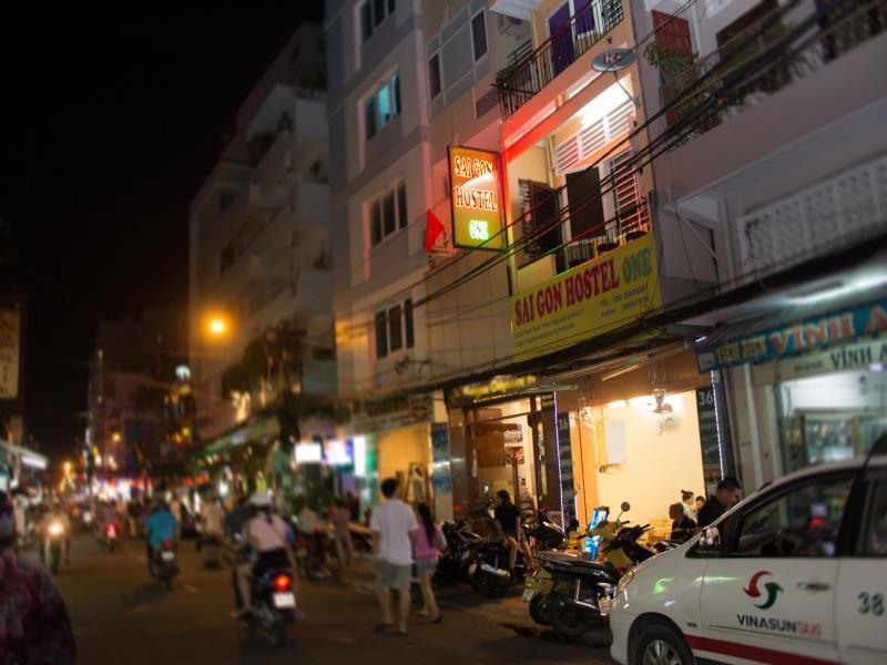 Saigon Hostel One8