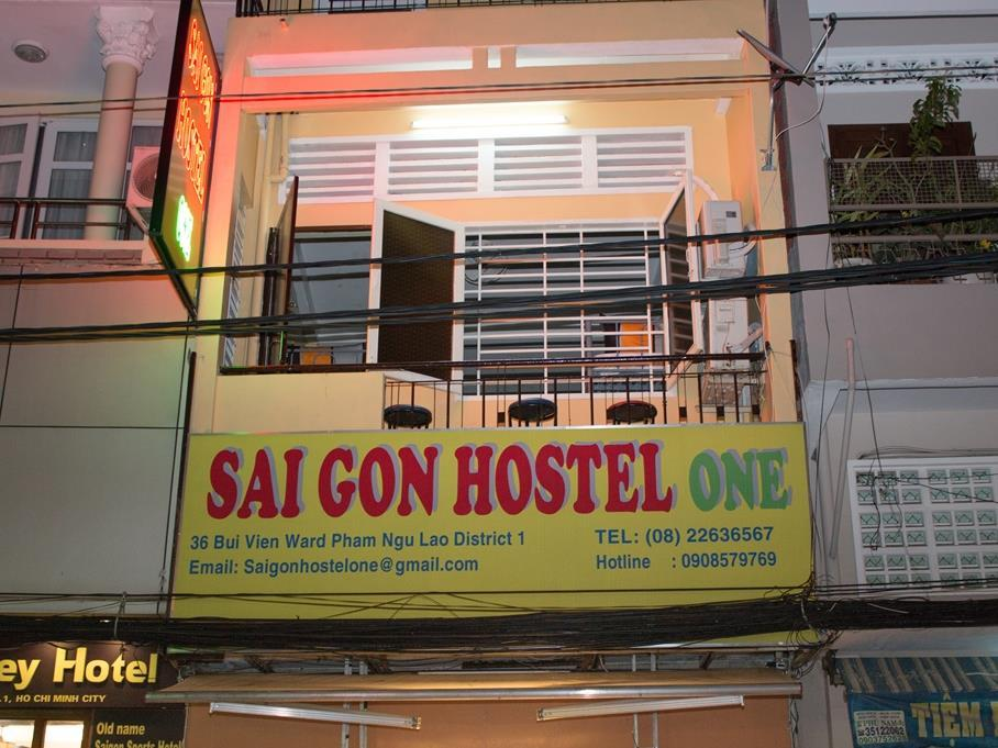 Saigon Hostel One11