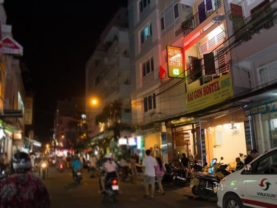 Saigon Hostel One17