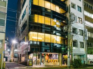 Grids Hostel Lounge Tokyo Nihombashi East
