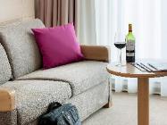 Pokój standardowy dwuosobowy z sofą