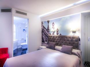 Hotel Ascot Opera Paris - Guest Room