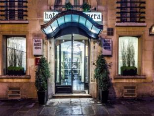 Hotel Ascot Opera Paris - Entrance