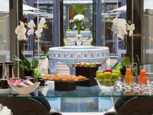 Hotel California Champs Elysees Paris - Patio