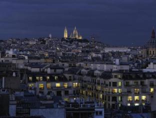 Hotel California Champs Elysees Paris - View
