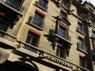 Hotel California Champs Elysees Paris - Exterior