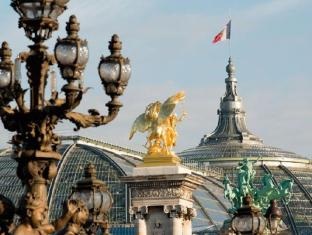 Hotel California Champs Elysees Paris - Nearby Attraction