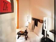 Design met Tweepersoonsbed of 2 Aparte Bedden voor Eenpersoonsgebruik