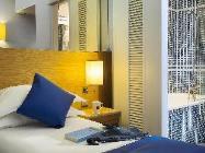 Classic tweepersoonsbed of 2 aparte bedden (Tweepersoons met 2 Aparte Bedden enkel op aanvraag)