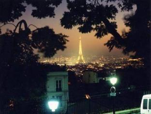 Hotel Regyn's Montmartre Parijs - Omgeving