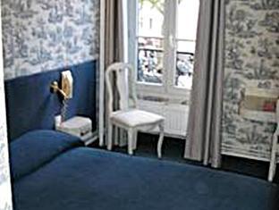 Hotel Regyn's Montmartre Parijs - Gastenkamer
