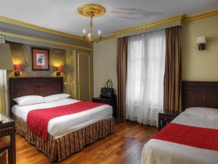 巴黎黃金飯店