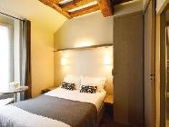 2 aparte bedden airconditioning