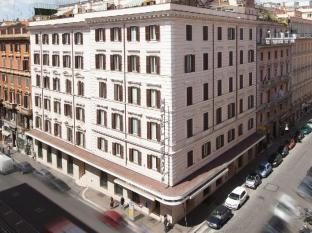 Genova Hotel Rome - Entrance