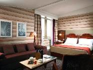 Superior tweepersoonskamer of kamer met 2 aparte bedden