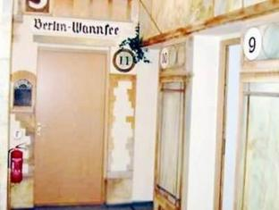 Alte City Pension Berlin - notranjost hotela