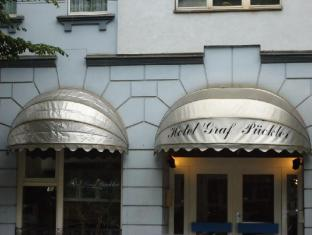 Hotel Graf Puckler Berlín - Exterior de l'hotel