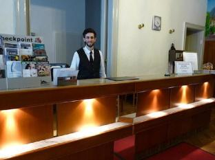 Arta Lenz Hotel Berlin - Khu vực lễ tân