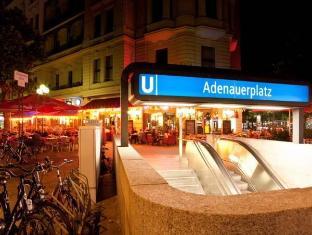 Hotel Amadeus am Kurfuerstendamm برلين - المناطق المحيطة