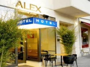 Alex Hotel Berlin - Exterior