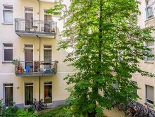 호텔 1A 아파트먼트 베를린 베를린 - 호텔 외부구조