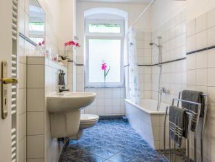 호텔 1A 아파트먼트 베를린 베를린 - 화장실