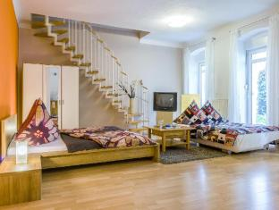 Hotel 1A Apartment Berlin Берлін - Кухня