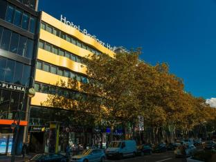 เบอลิเนอร์ฮอฟ เบอร์ลิน - ภายนอกโรงแรม