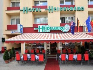 Heidelberg Hotel Berlin - Entrance